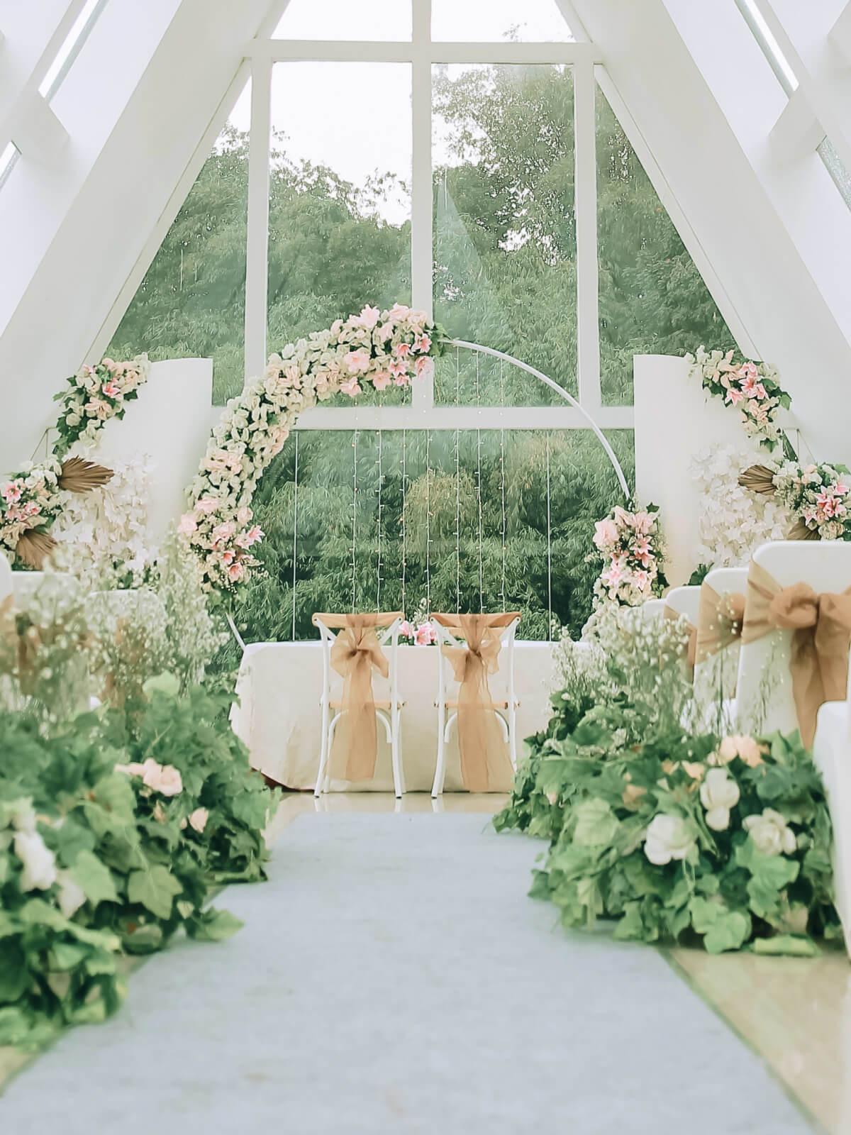 Luxury Wedding Arch